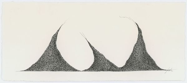 Eggs Rocks Pearls #8 by Brenda Stumpf