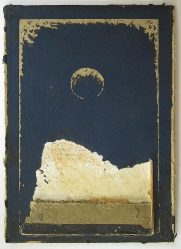 Moon (Night) by Brenda Stumpf