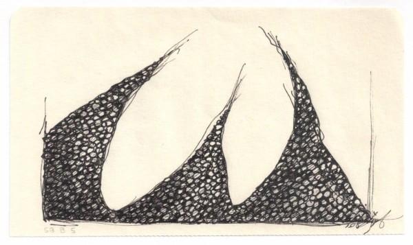 Eggs Rocks Pearls SB B #5 by Brenda Stumpf