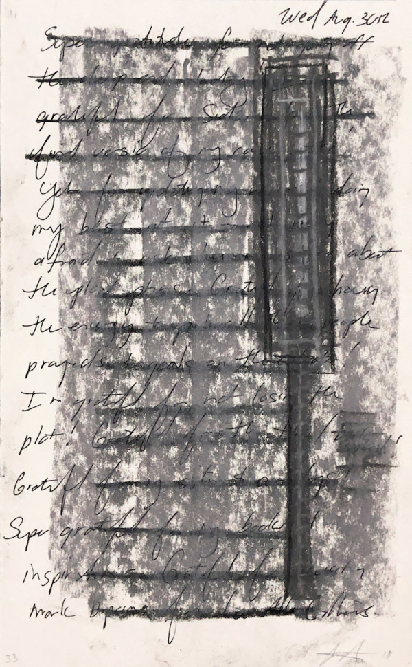 Structure 33 by Brenda Stumpf