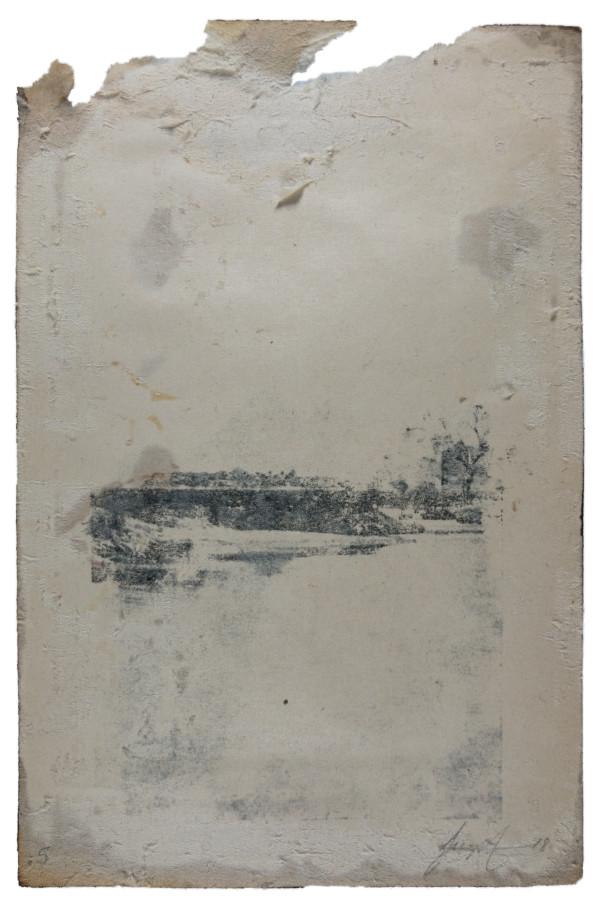 The Shore (Empty) by Brenda Stumpf Studios LLC