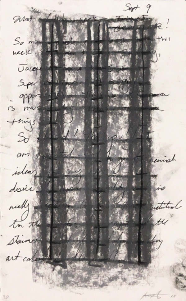 Structure 30 by Brenda Stumpf