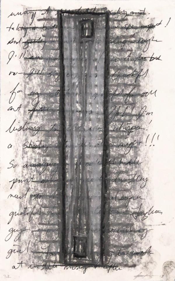 Structure 32 by Brenda Stumpf