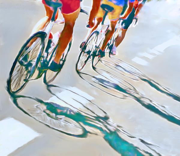 """""""Triathlon"""" by Steven Lester"""