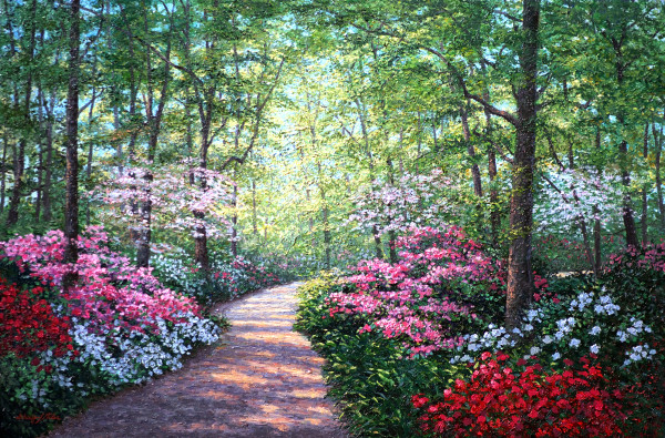 Azalea Path by Schaefer/Miles