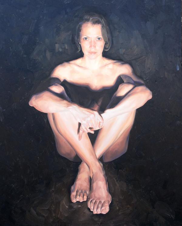 Big foot by Yvonne East