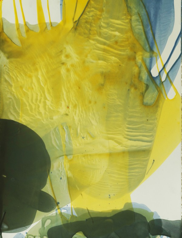 """yellow Cloud"" by ellen koment"