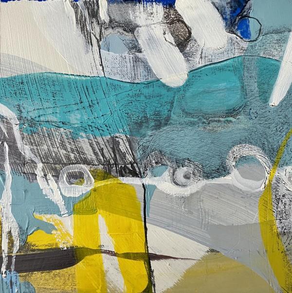 Sanguine #1 by Victoria Johns Art