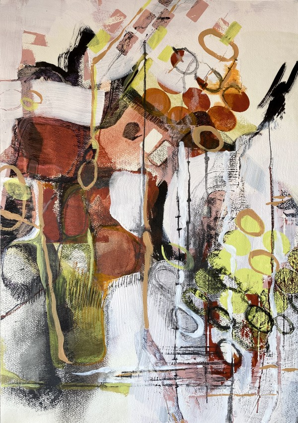 So Much To See by Victoria Johns Art