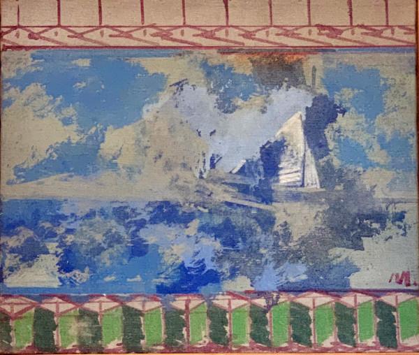 SailboatMotel by Ellen Mandelbaum