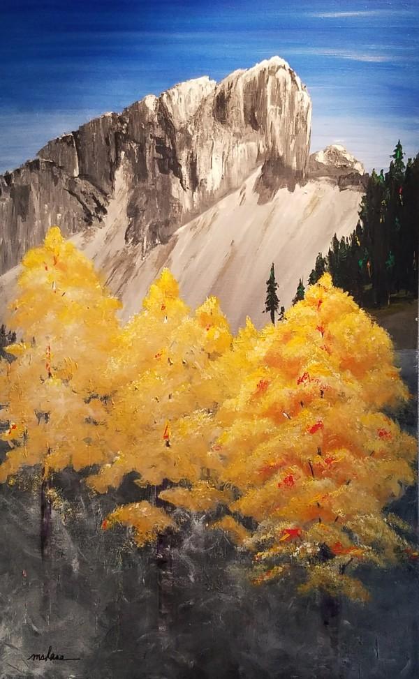 Dolomites by M Shane