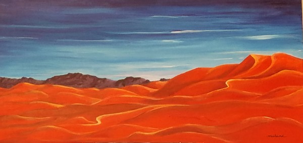 Red Desert by M Shane