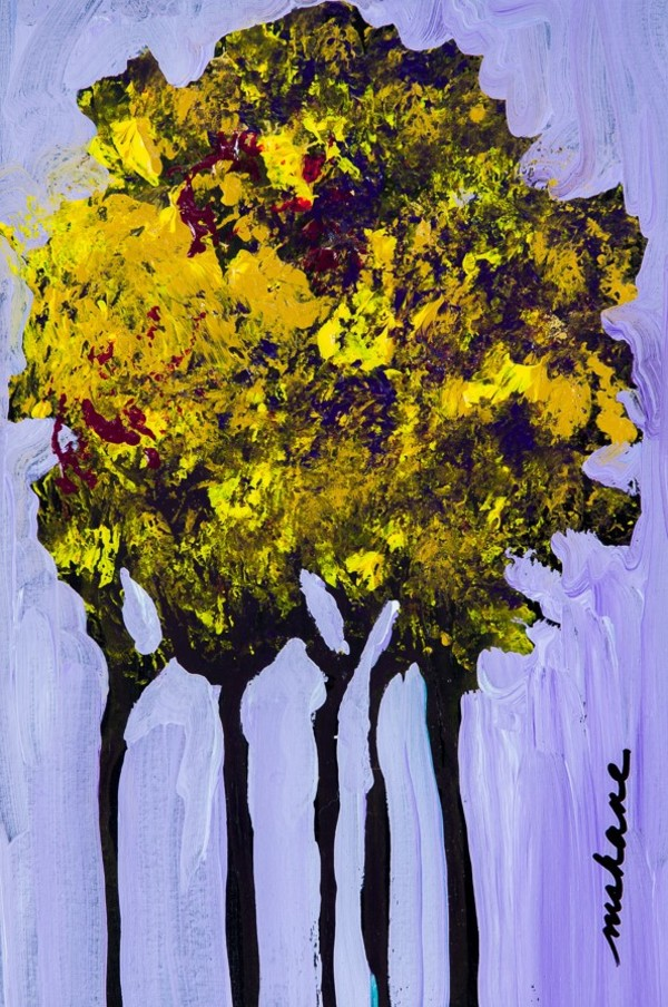 Tree Series 1 by M Shane