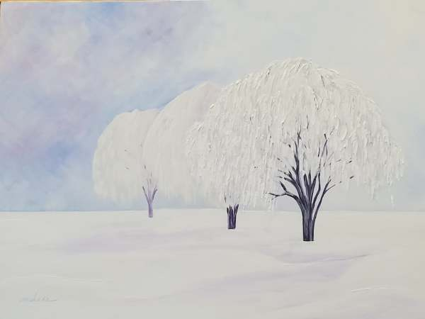 Crystalline Trees by M Shane