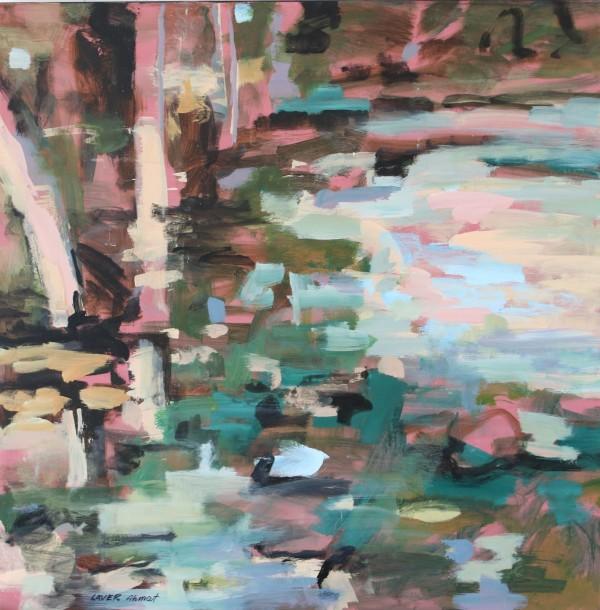 Hamilton Island Billabong by Lyn Laver-Ahmat