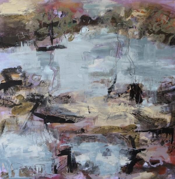Standing Stilts by Lyn Laver-Ahmat