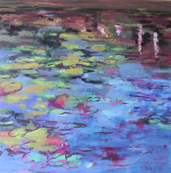 Gooseponds Gander by Lyn Laver-Ahmat