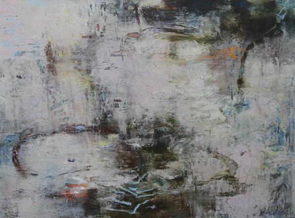 Low Tide Trails by Lyn Laver-Ahmat