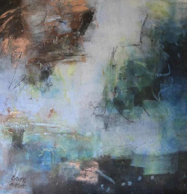 Rushing River by Lyn Laver-Ahmat