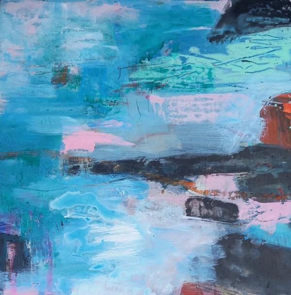 Sea Jewell 1 by Lyn Laver-Ahmat