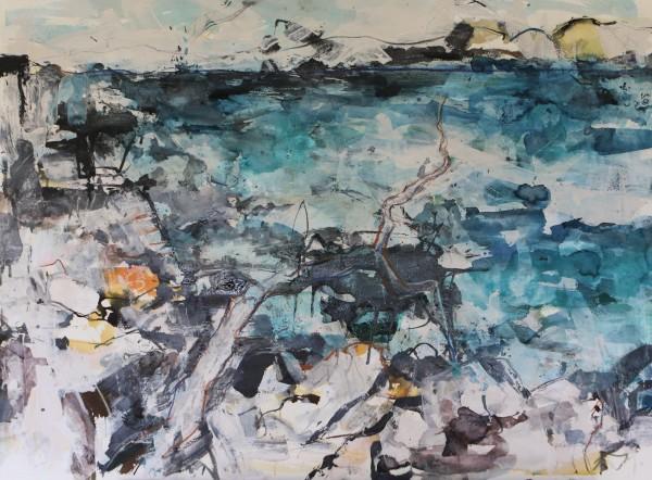 Windy Coast by Lyn Laver-Ahmat