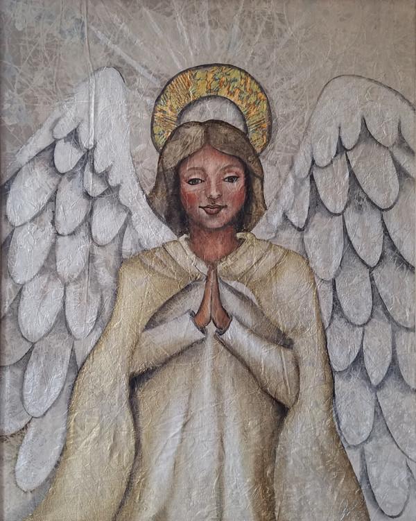 Uriel Archangel  by Ramon  Reyes