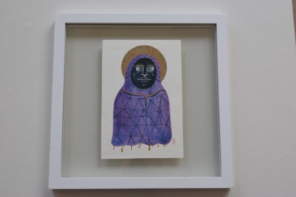 Protective Deity II by Alexandra Kilburn
