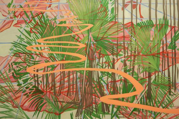 Bayou Blossom by Anne  Blenker
