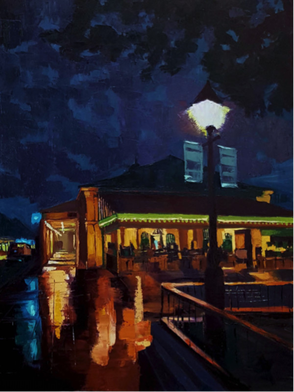 Cafe Du Monde  by Anthony  Bordelon