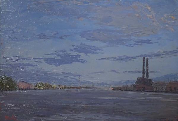 Factory Studies 10 by Leslie  Martin