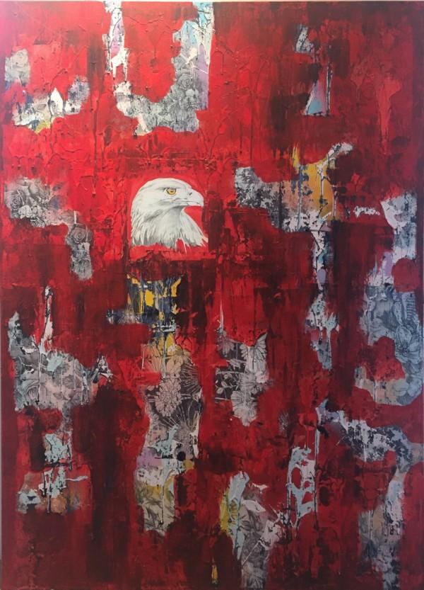 You, The Eagle by Jeremy Mangerchine