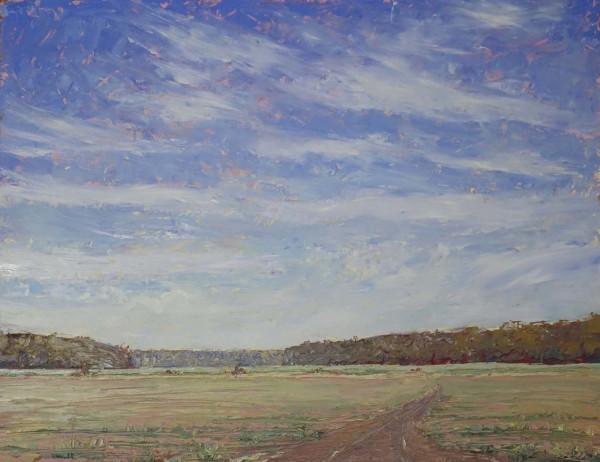Hope Farm Road 1  by Leslie  Martin