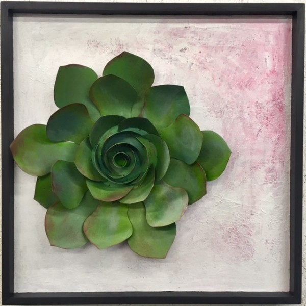 Succulent I by Holly Sudduth