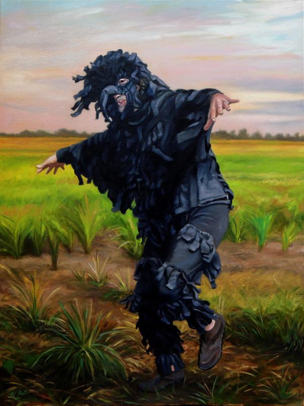 Le corbeau by Herb Roe