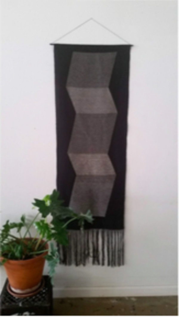 Untitled Tapestry II by Lena Kolb