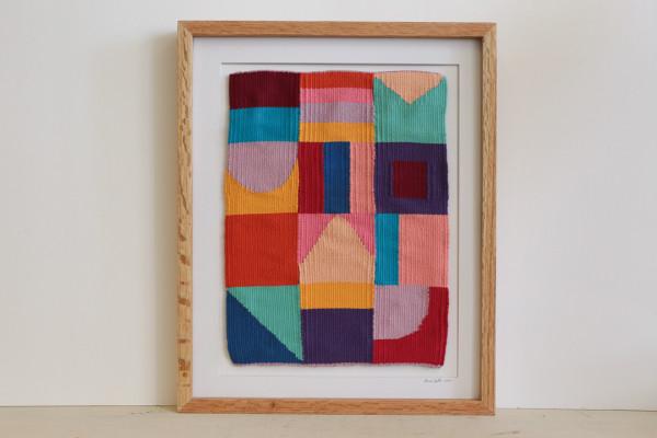 Spring Tapestry by Lena Kolb
