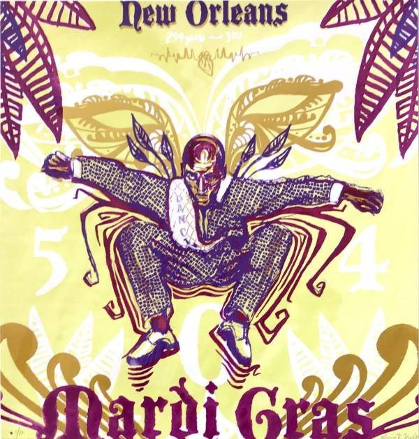 Mardi Gras by Monica Kelly