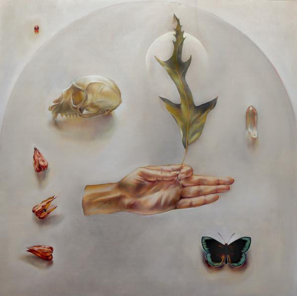 Offering 2 by Ida Floreak