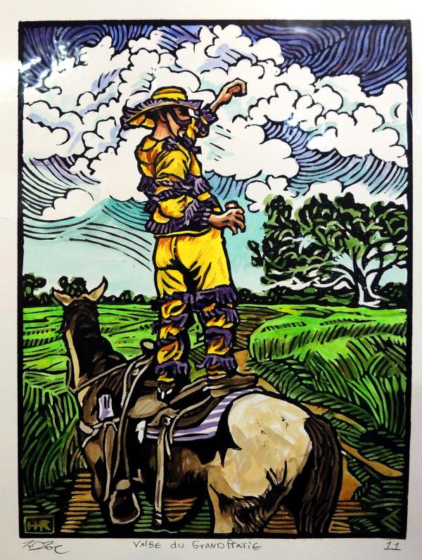 Valse du Grand Prairie by Herb Roe