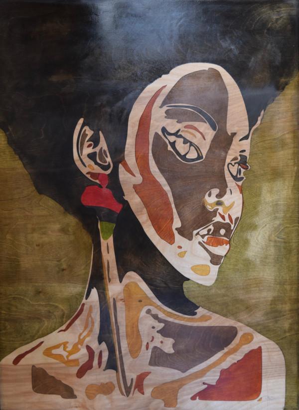 Black, Brown, & Beige  by Darrin  Butler