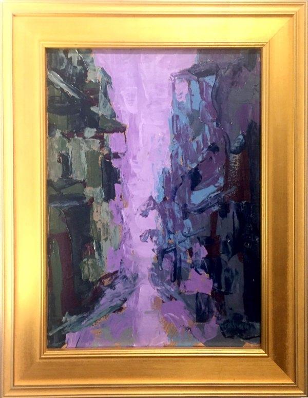 Abstract II by Bob Graham