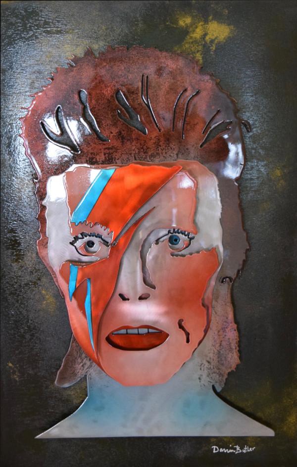 David Bowie by Darrin  Butler