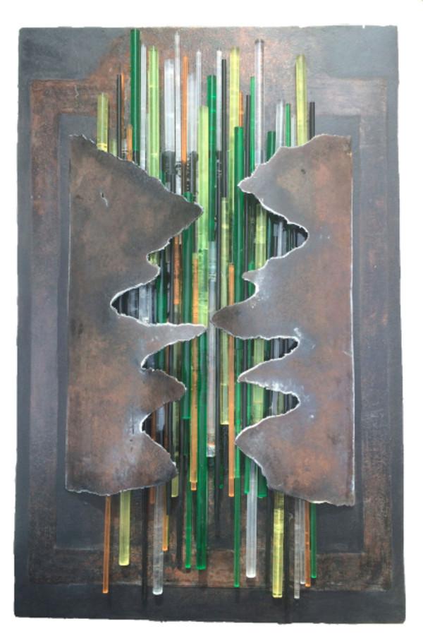 Paradox Steel by Holly Sudduth