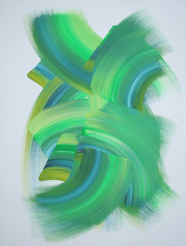 Green by Katie  Dumestre Yaquinto
