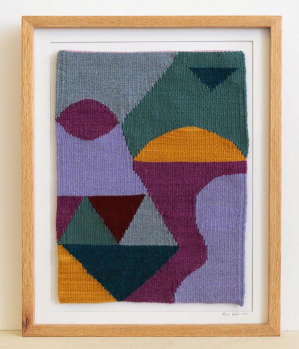 Fall Tapestry by Lena Kolb