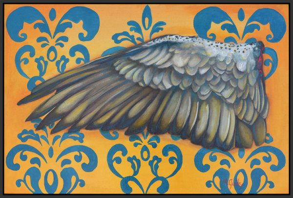 Pigeon Wing  by Michael  Guidry