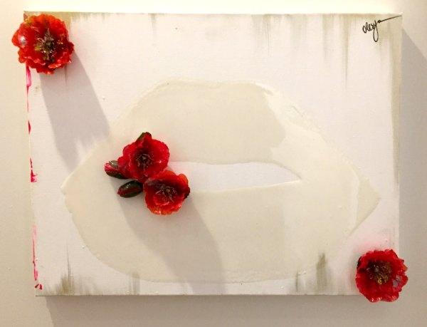 Poppy Kiss by Oleysa Ianovitch