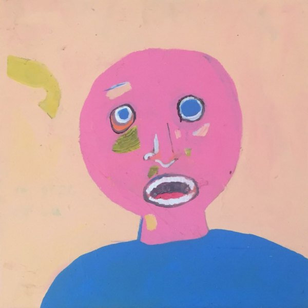 Pink Man by Rosalie Smith