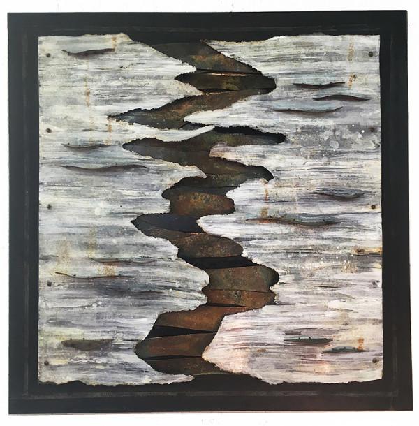 Split Birch by Holly Sudduth