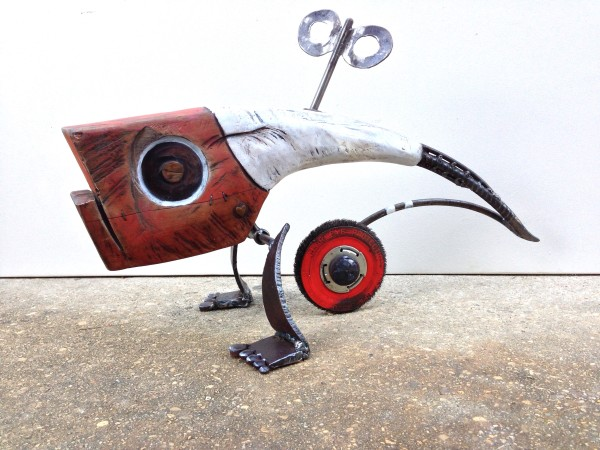 Wire Wheeler by Kelly Guidry